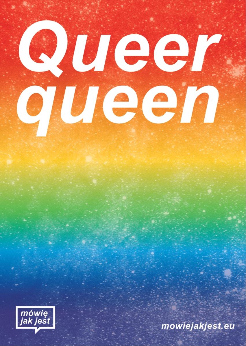Queer queen