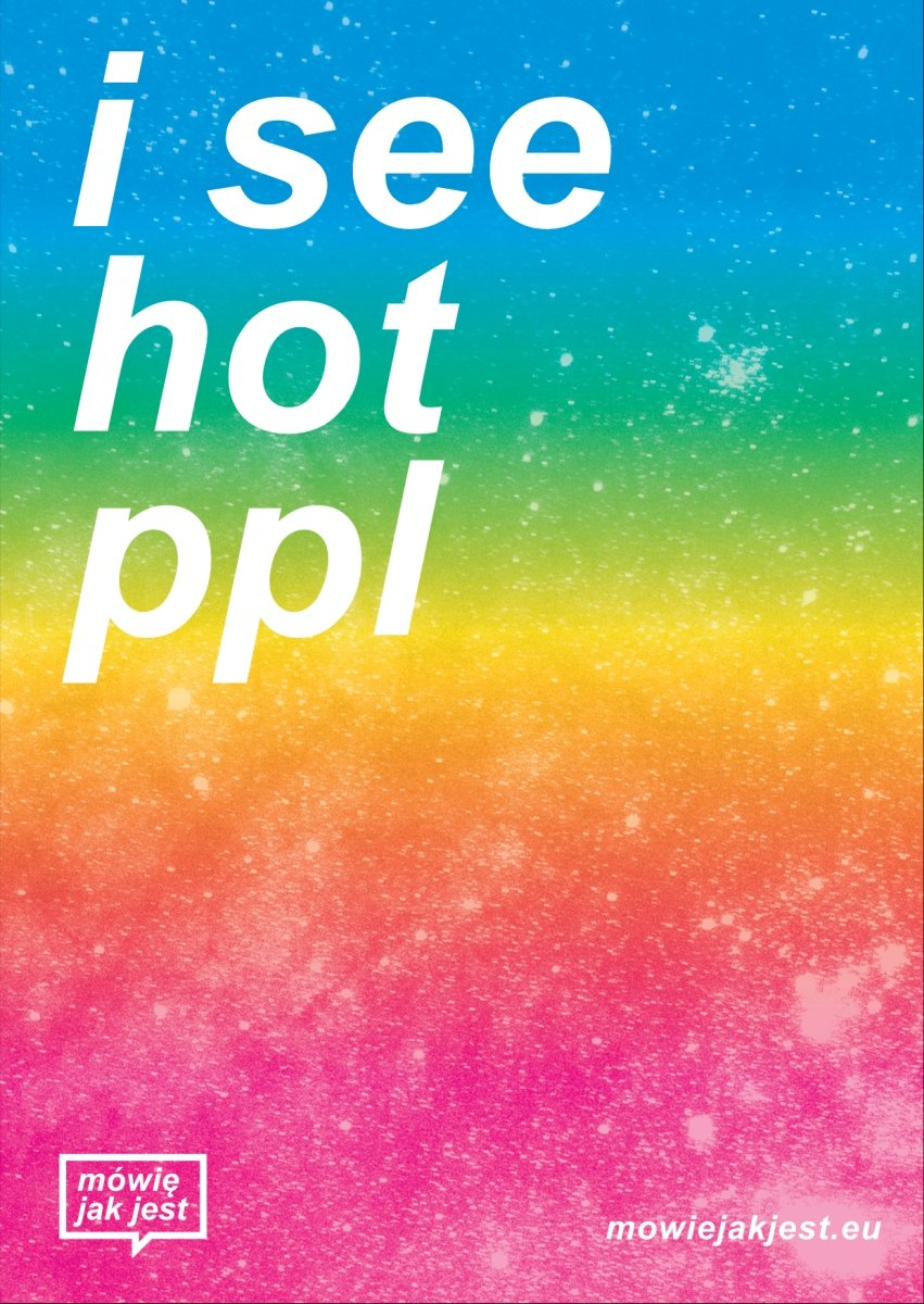 I see hot ppl